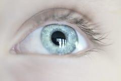 Menschliches Auge Lizenzfreie Stockbilder