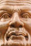 Menschliches Gesicht Stockbild