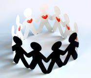 Menschliches Liebe Konzept Stockbilder