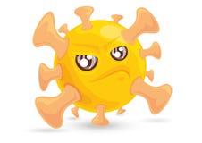Menselijk immunodeficiency virus Royalty-vrije Stock Foto