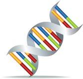 Menselijke DNAcel stock illustratie