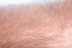 Menselijke huid royalty-vrije stock foto's