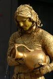 Menselijke sculture 12 Royalty-vrije Stock Afbeelding