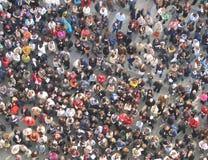Mensen Stock Foto