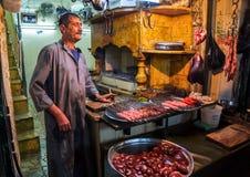Mensen Aleppo Stock Foto