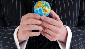 Mensen en globaal Stock Foto