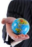 Mensen en globaal Royalty-vrije Stock Foto
