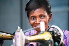 Mensen in GHANA Stock Fotografie