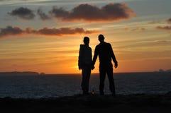Mensen in liefde Royalty-vrije Stock Foto's