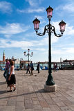 Mensen op San Marco Stock Foto's