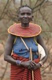 Mensen van Afrika Stock Fotografie