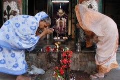 Mensen van Kolkata Royalty-vrije Stock Afbeeldingen