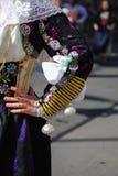 Mensen van Sardinige Royalty-vrije Stock Foto