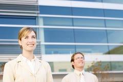 Mensen in zaken Stock Afbeelding