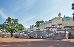 Menshikov Palace  in Oranienbaum Stock Photography