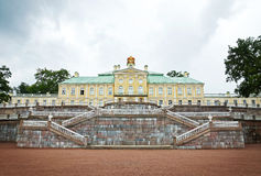 Menshikov Palace in Oranienbaum Royalty Free Stock Images