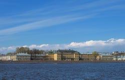 Menshikov-Palast Stockbild