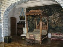 Menshikov ` s pałac inside St Petersburg Obrazy Royalty Free