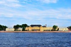 menshikovslottpetersburg st Royaltyfria Foton
