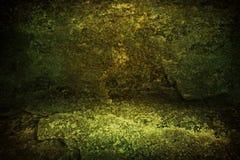 Mensola della roccia Fotografie Stock