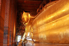 Mensonge de Bouddha Photos stock