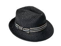 Menstyle cap Royalty Free Stock Image