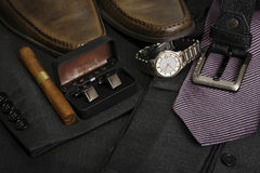 Menswear Stock Photo