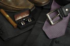 Menswear Royalty Free Stock Photography