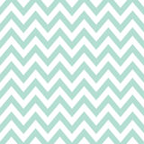 Menta Chevron Illustrazione di Stock