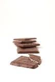 Menta del chocolate Fotos de archivo libres de regalías