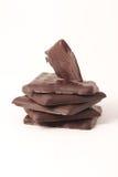 Menta del chocolate Imagenes de archivo