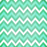 Menta e verde Chevron Royalty Illustrazione gratis
