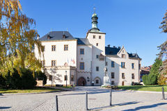 Menta, Kutna Hora, repubblica Ceca, Unesco Fotografia Stock Libera da Diritti