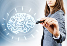 Mental ability Stock Images