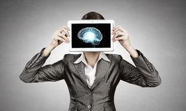 Mental ability Stock Photography