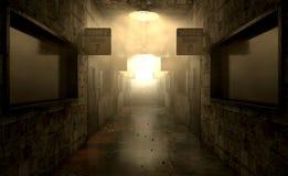 Free Mental Asylum Haunted Stock Images - 64670774