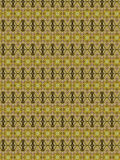 Mental feeling. An extraordinary and special textile pattern for drapery, sheets or wallpaper, golden and warm colors Royalty Free Stock Photos