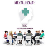 Mental Health Psychological Stress Management Emotional Concept Stock Photo