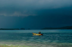 Mentawai Islands, West Sumatra province, Indonesia. Royalty Free Stock Photography