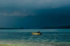 Mentawaieilanden, de provincie van het Westensumatra, Indonesië Royalty-vrije Stock Fotografie