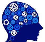 Mente creativa Imagen de archivo libre de regalías