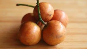 Menteng-Frucht stockfotografie