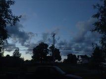 Mentes nubladas Foto de archivo libre de regalías