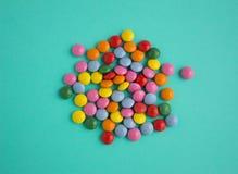 Menthe de sucrerie Images libres de droits