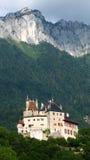Menthon Schloss, Annecy, Frankreich lizenzfreies stockbild