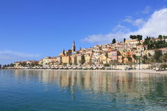 Menton Stock Images