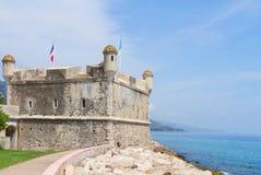 Menton, cote d Azur, France Royalty Free Stock Images