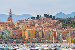 Menton, France Royalty Free Stock Images