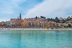 Menton, France Royalty Free Stock Photography
