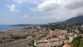Menton Royalty Free Stock Images